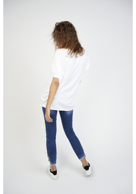 Hlače jeans Luciano